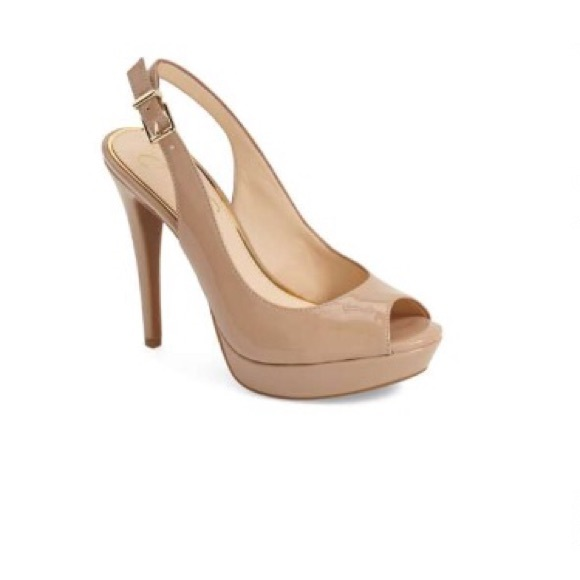 """76e5f3d4d2 Jessica Simpson Shoes - Jessica Simpson """"Kiren"""" platform pump"""